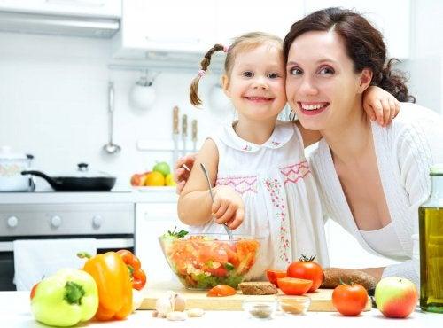 Bringe deinem Kind gute Gewohnheiten bei