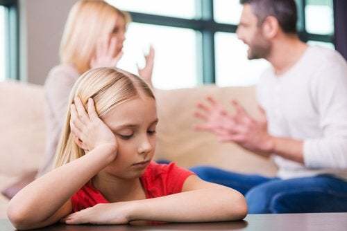 Scheidung im Kindesalter
