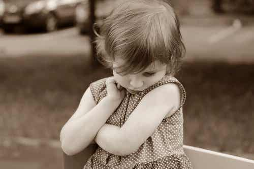 Schüchternes Kind, wie erkenne ich es?