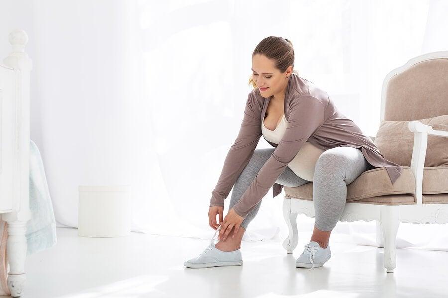 Die besten Schuhe für Schwangere