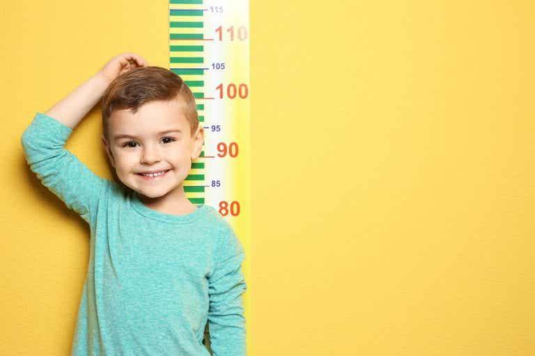 Wachstum bei Kindern: Wann hören sie auf, zu wachsen?