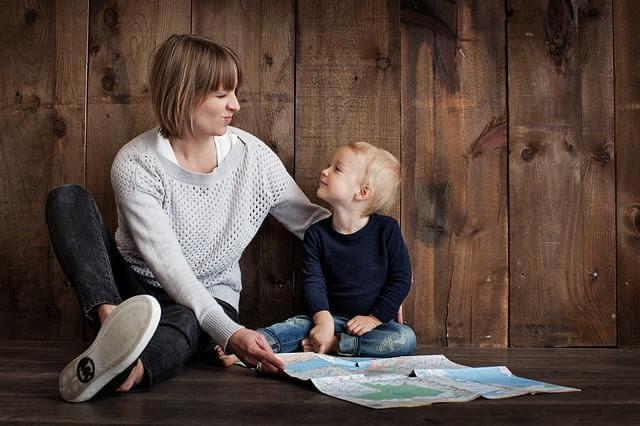 Wenn Kinder bei einer Standpauke lachen