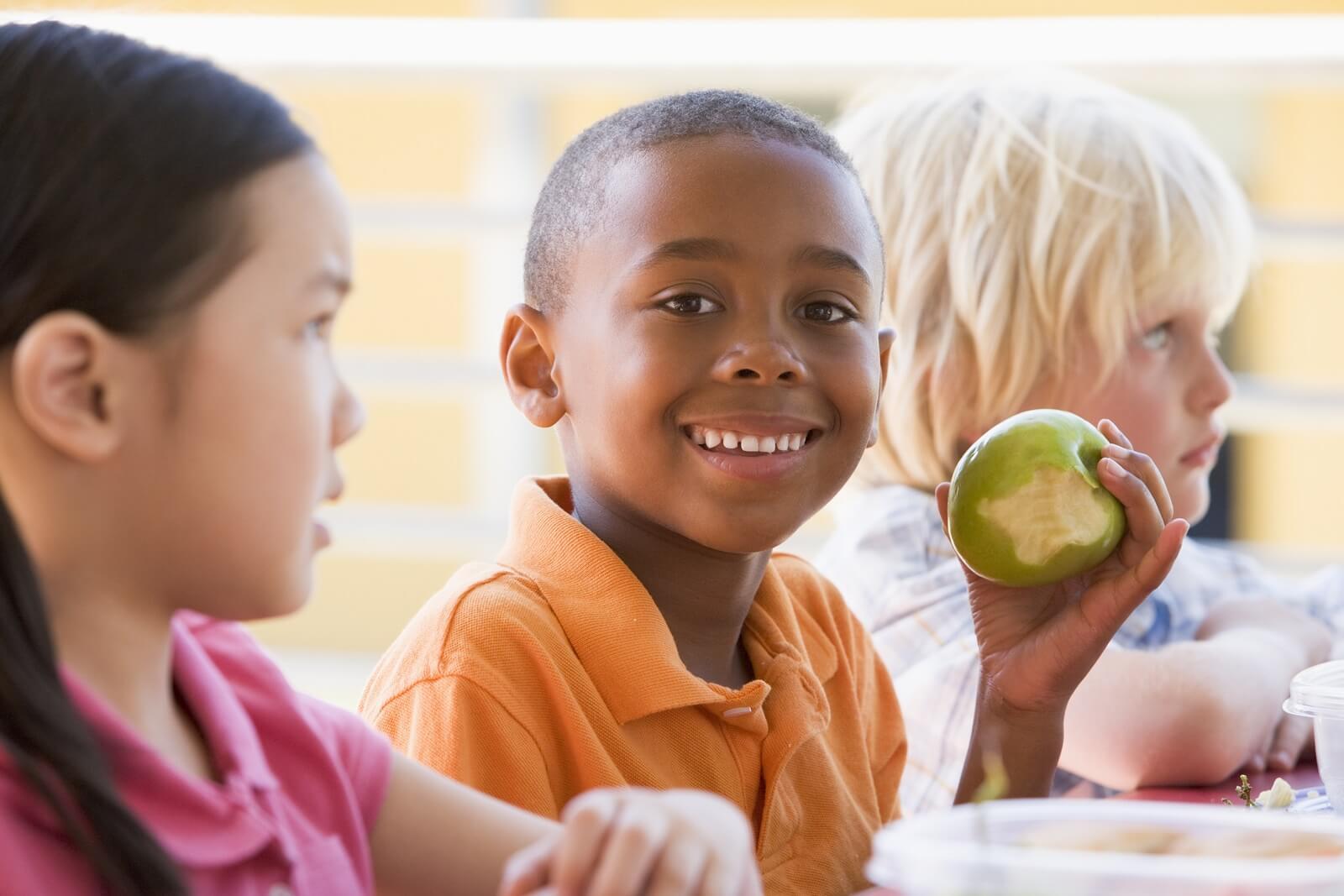 gesunde und leckere Snacks für Kinder