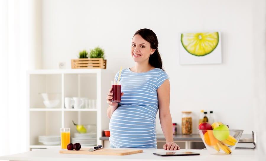 Leckere Säfte für schwangere Frauen - 4 tolle Rezepte!
