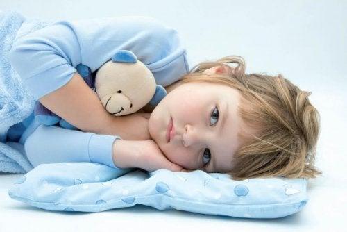Bettnässen bei Kindern