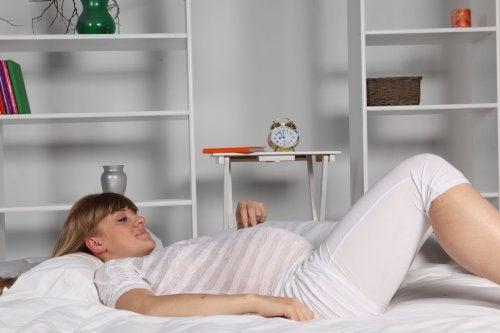 Bettruhe Schwangerschaft