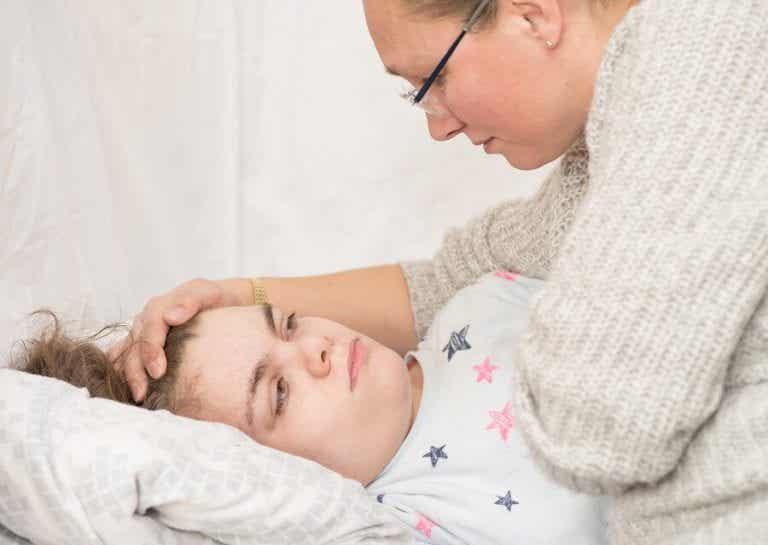 Kinder mit Epilepsie: Ursachen, Symptome und Behandung