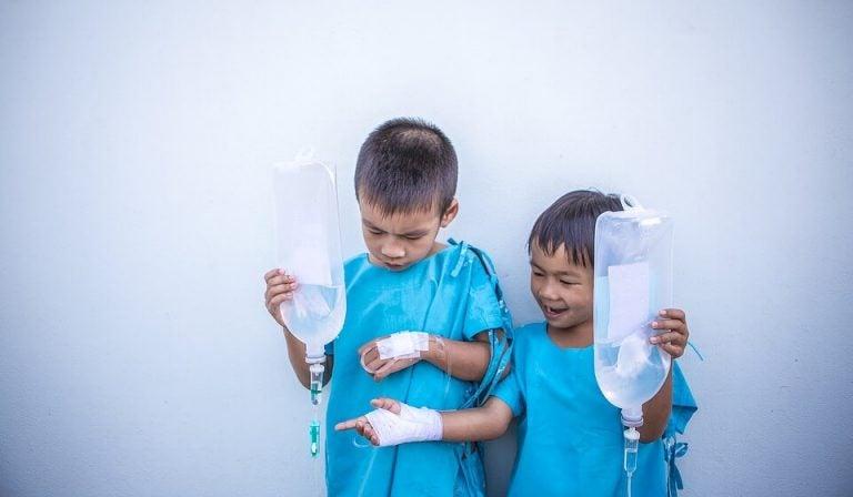 Krankheiten, bei denen Kinder keine Medikamente benötigen - Krankheiten-bei-denen-Kinder-keine-Medikamente-benötigen -2