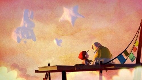 "Kurzanimation ""A cloudy lesson"": Wertvolle Lektionen"