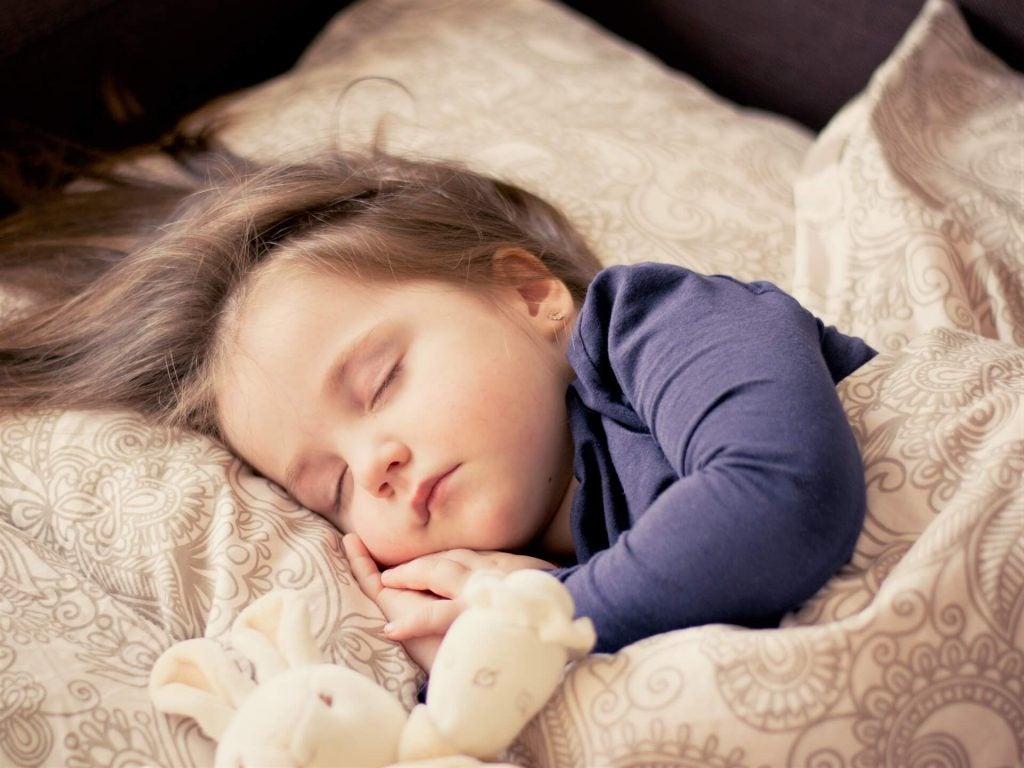 Spät ins Bett gehen ist ungesund!