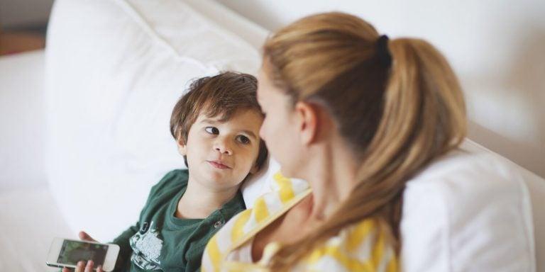 Dein Kind verlangt viel Aufmerksamkeit
