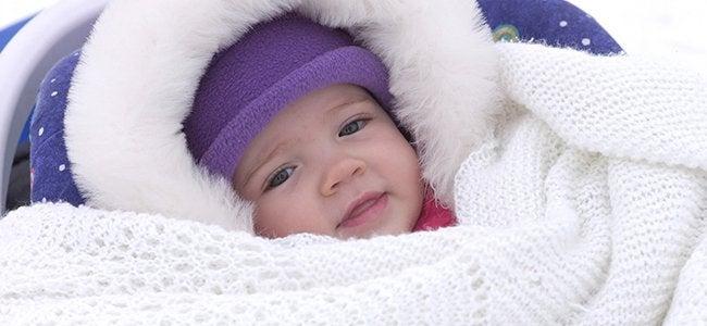 Dein Baby warm halten