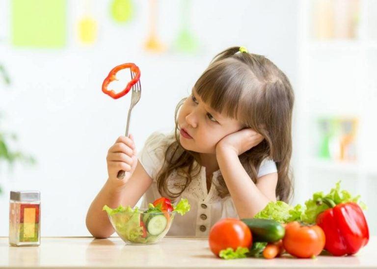 Wenn dein Kind nicht isst