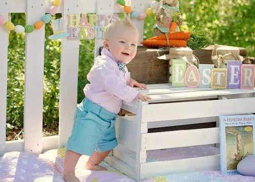 6 tolle Leistungen im ersten Lebensjahr deines Babys