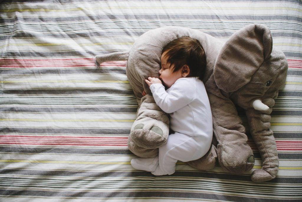 Kinder müssen lernen, zu schlafen