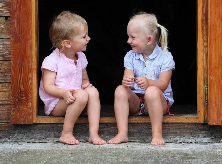 Sprachverzögerungen bei Vorschulkindern