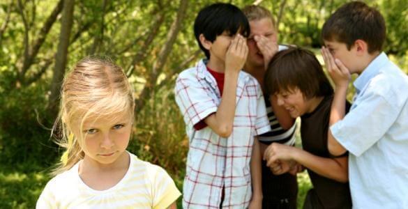 Wenn dein Kind gemobbt wird