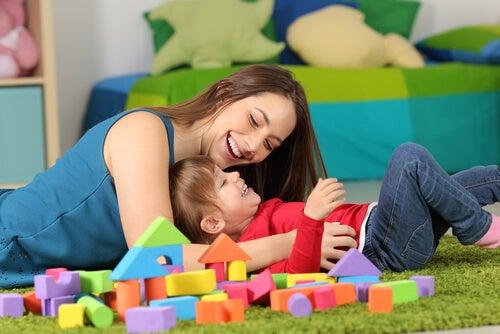 Zu dein Aufgaben einer Patin gehört es, in wichtigen Momenten bei dem Patenkind zu sein