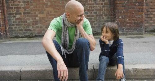 5 Wege, ein gutes Vorbild für dein Kind zu sein