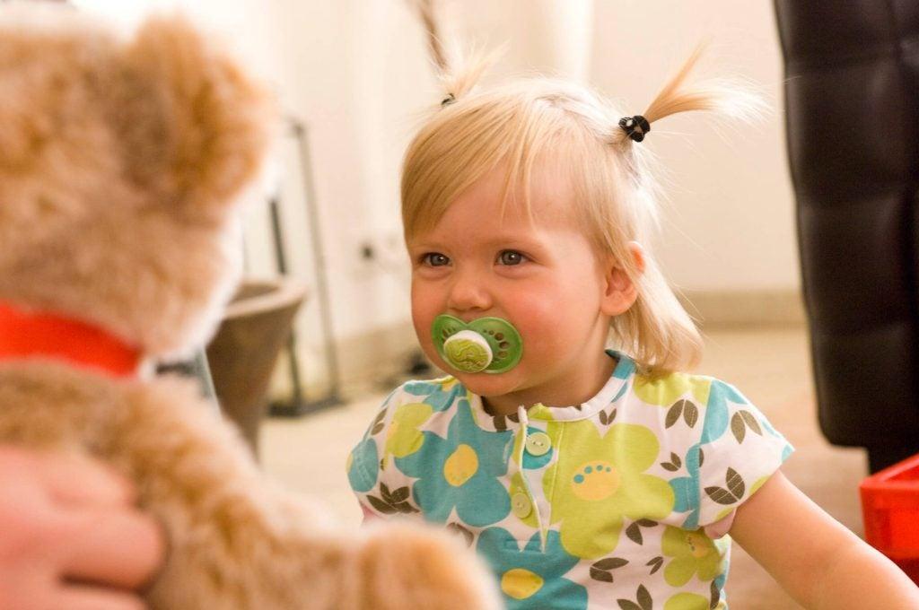 Positive Stimulation aktiviert das Gedächtnis deines Babys