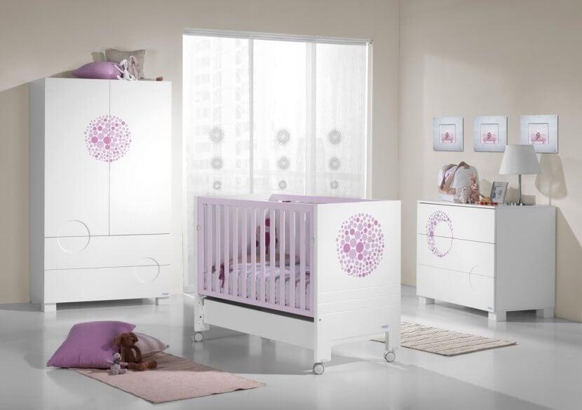 Kinderzimmer eines Babys