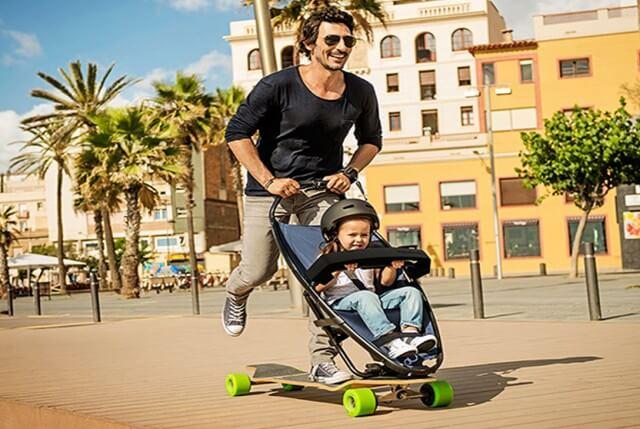Moderne Väter, bewusstere Väter