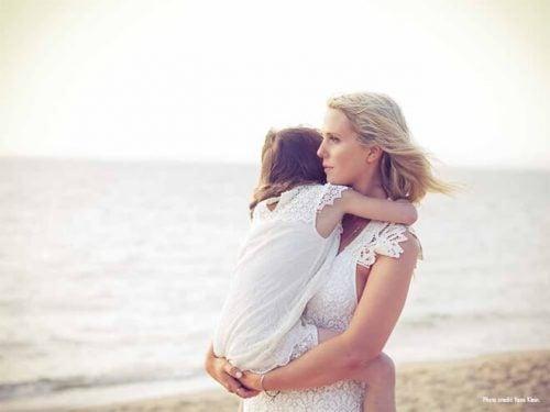 Mutter und Tochter: einzigartige und besondere Beziehung