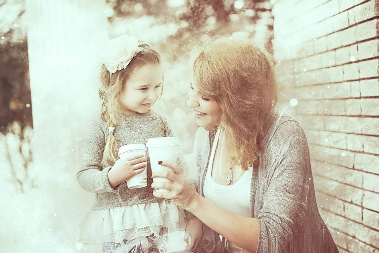Vertrauen deiner Tochter