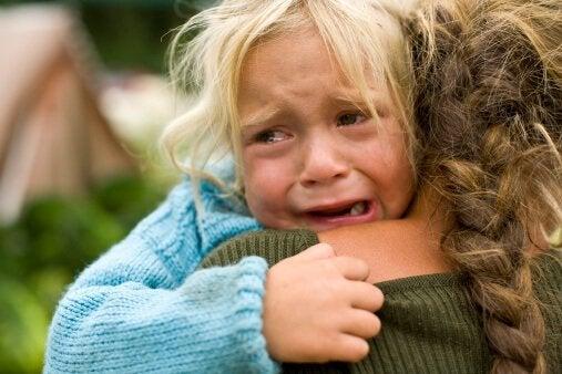 Wutausbrüche: Kinder brauchen uns genau dann