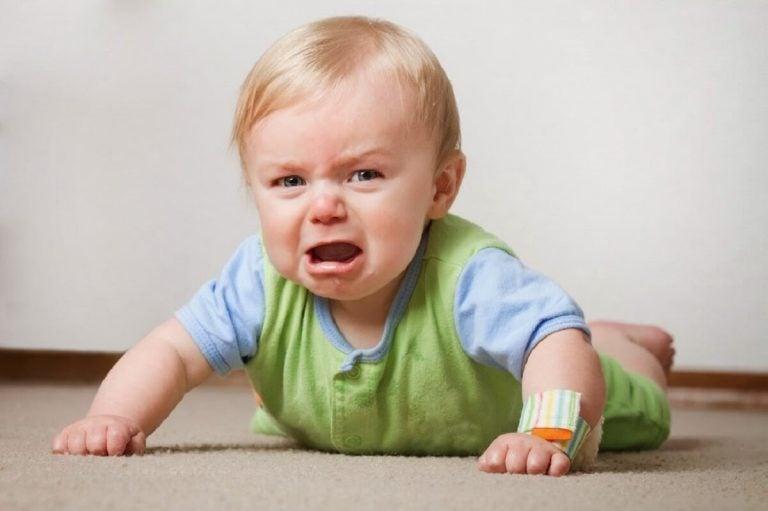 Wutausbrüche bei Kindern