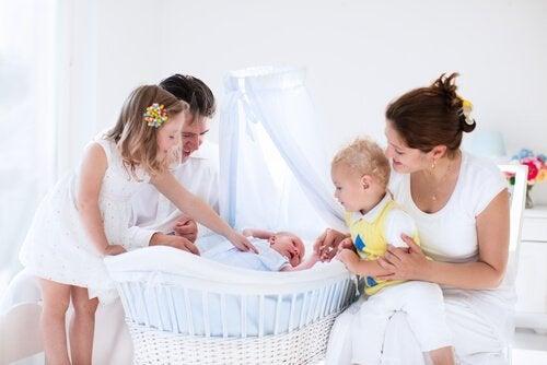 Must-Haves für das Babyzimmer: Babybett