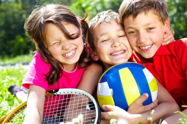 6 Aktivitäten für Kinder zwischen 2 und 5 Jahren