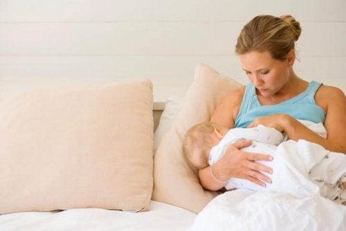 Eine Mutter zu sein heißt auch, sich auzuruhen, um neue Energie zu tanken