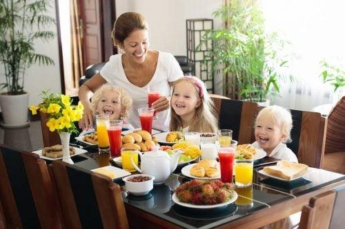 4 Fruchtsäfte für Kinder