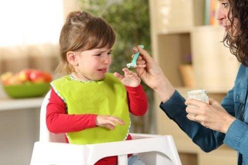 Was tun, wenn dein Kind nicht isst?