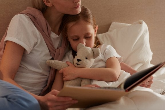 Warum Gute-Nacht-Geschichten wichtig sind