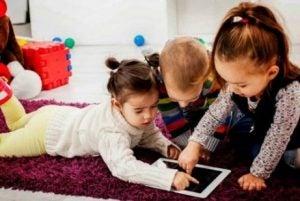 Generation Alpha wächst mit Computern auf