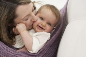 Liebe beeinflusst die emotionale Entwicklung des Kindes