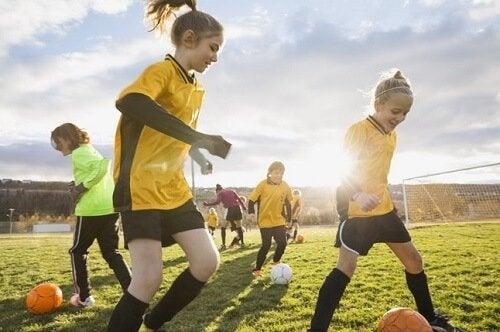Eigenliebe durch Sport aufbauen