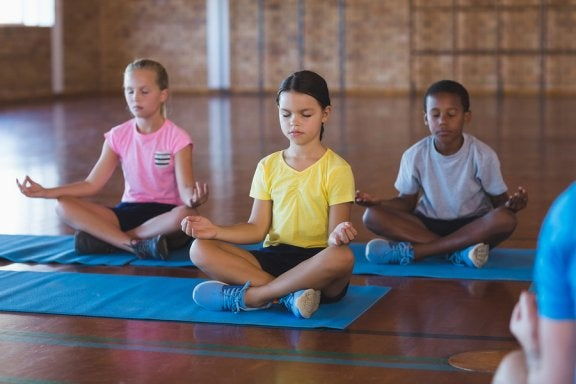 Vorteile von Meditation in der Schule