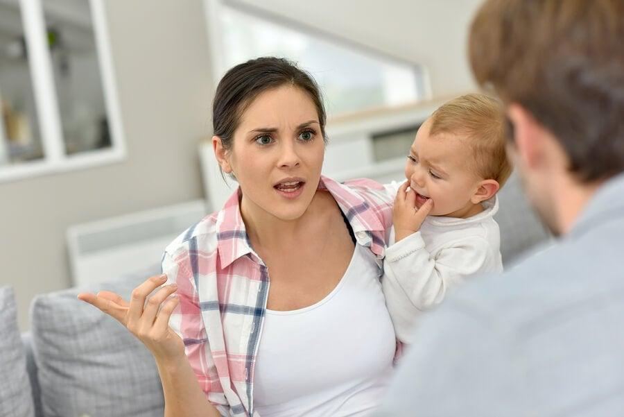 Wie beeinflusst die Trennung der Eltern die Kinder in verschiedenen Altersstufen?