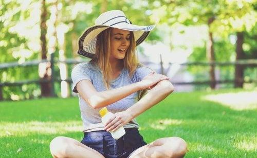 Vitamin-D-Mangel durch Sonne verhindern