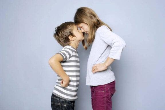 Geschwisterstreit: Ist das normal?