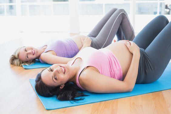 Kegelübungen zur Stärkung der Beckenbodenmuskulatur