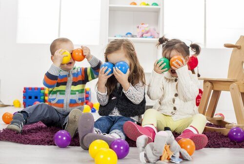 Zu viele Spielsachen sind nachteilig für Kinder