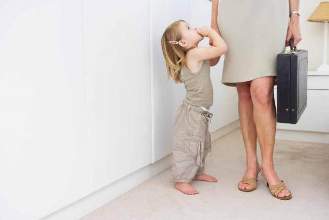 Mütter: Wir sind berufstätig, stark und kämpferisch