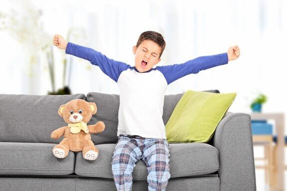 Schlafmangel bei Kindern: 10 Konsequenzen