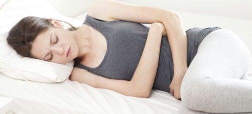 Sodbrennen während der Schwangerschaft verhindern
