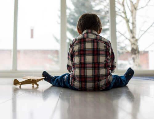 Vergebung lehrt Kinder ihre Emotionen zu leiten