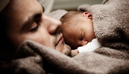 Vater sein verändert dein Leben